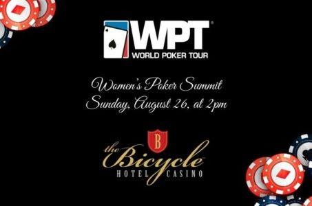 Women´s Poker Summit Logo