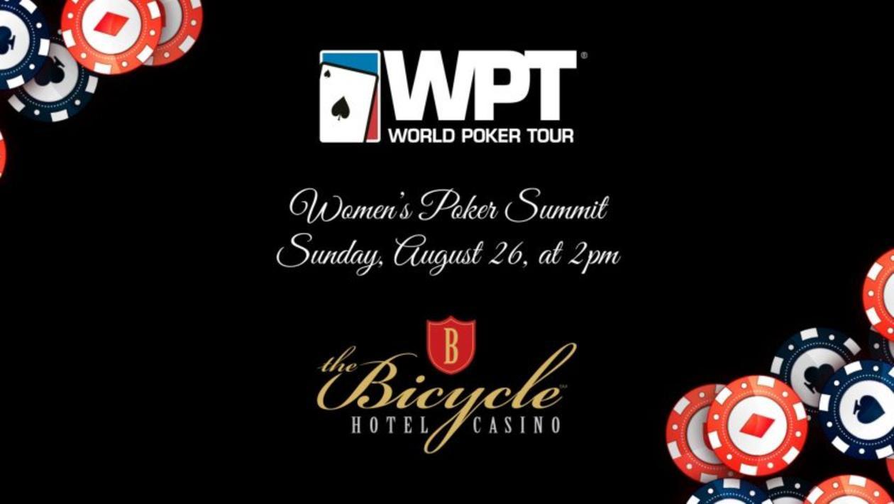 Women´s Poker Summit Logo