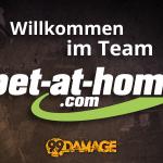 Partnerschaft zwischen bet-at-home und 99Damage