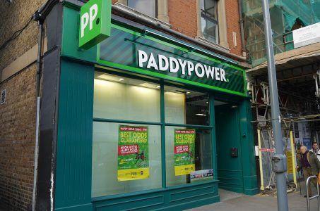 Paddy Power Filiale