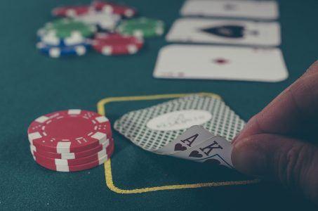 Poker Karten Chips