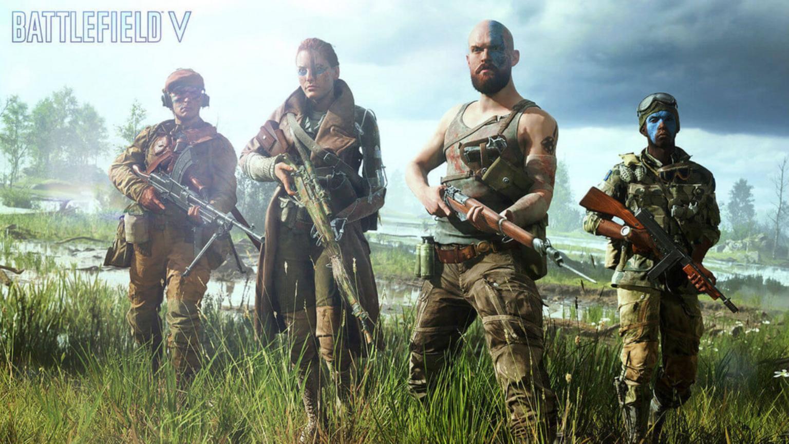 Battlefield V Videospiel