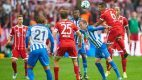 Hertha BSC vs. Bayern München