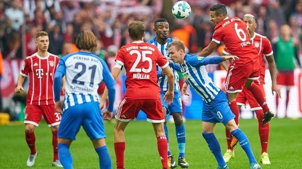 Hertha Bayern Гјbertragung