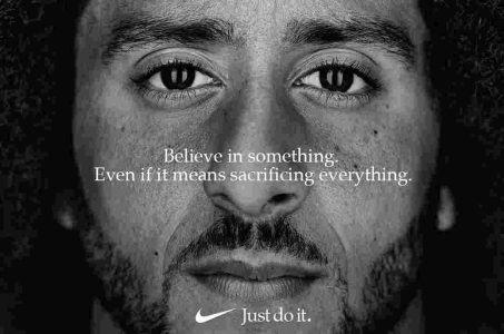 Colin Kaepernick Nike Kampagne