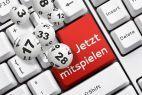 Lottokugeln, Tastatur