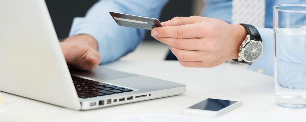 Online Kreditkartenzahlung