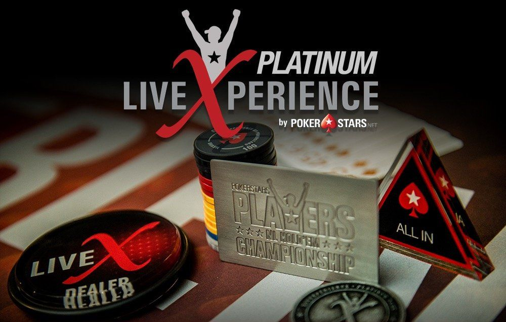 Platinum Pass bei der WCOOP 2018