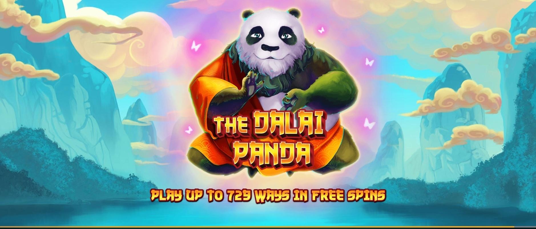 Dalai Panda Slot Logo