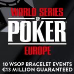 WSOPE 2018: Drei zusätzliche High Roller Events