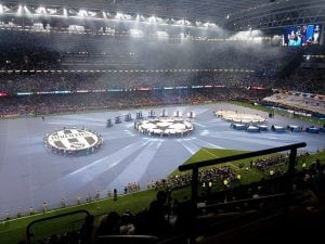 Champions League-Eröffnung 2017