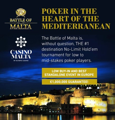 Battle of Malta Logo