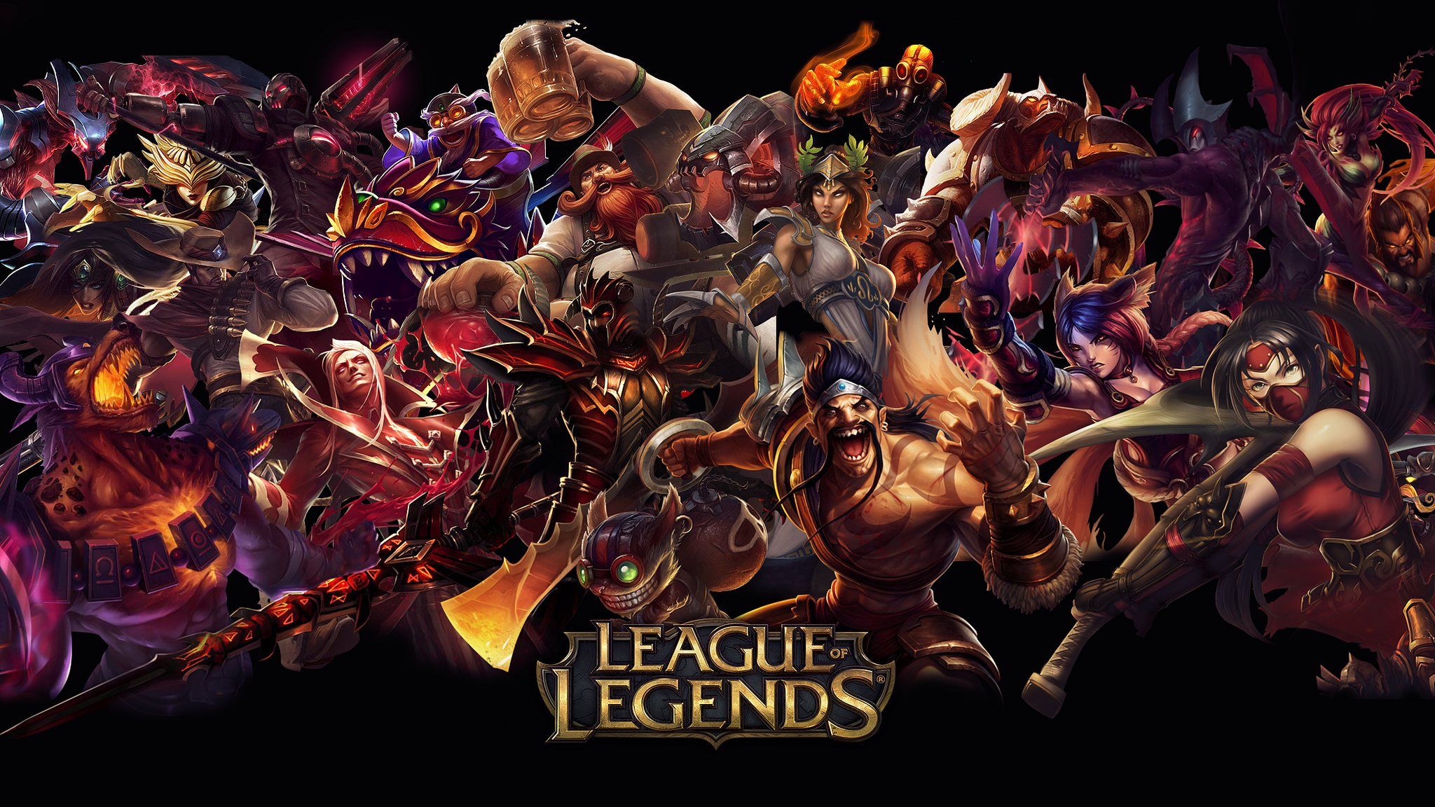 League Of Legends Wm