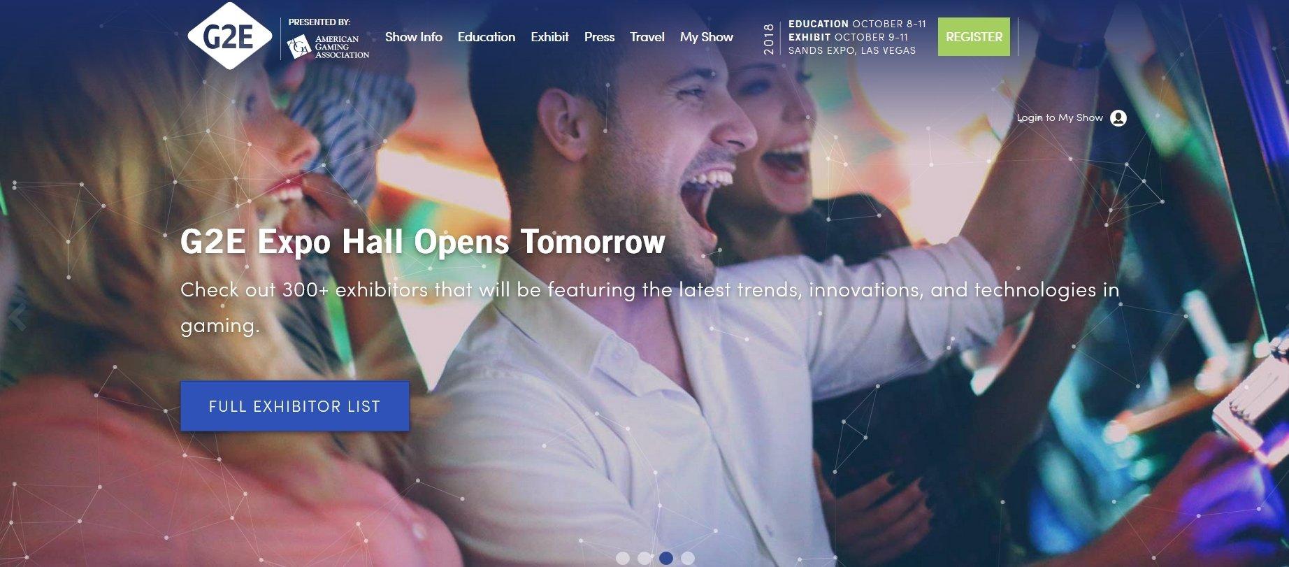 Global Gaming Expo 2018