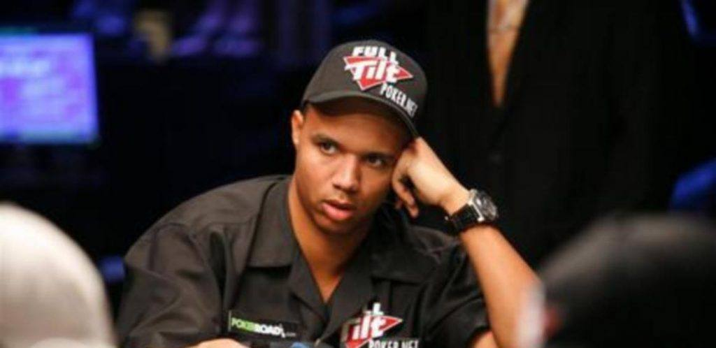 Poker Pro Phil Ivey