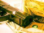 Pistole, Geld