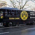 BVB-Mannschaftsbus