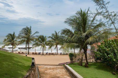 Strand auf Phu Quoc Vietnam