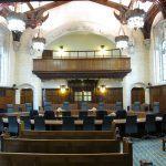 Gerichtssall UK