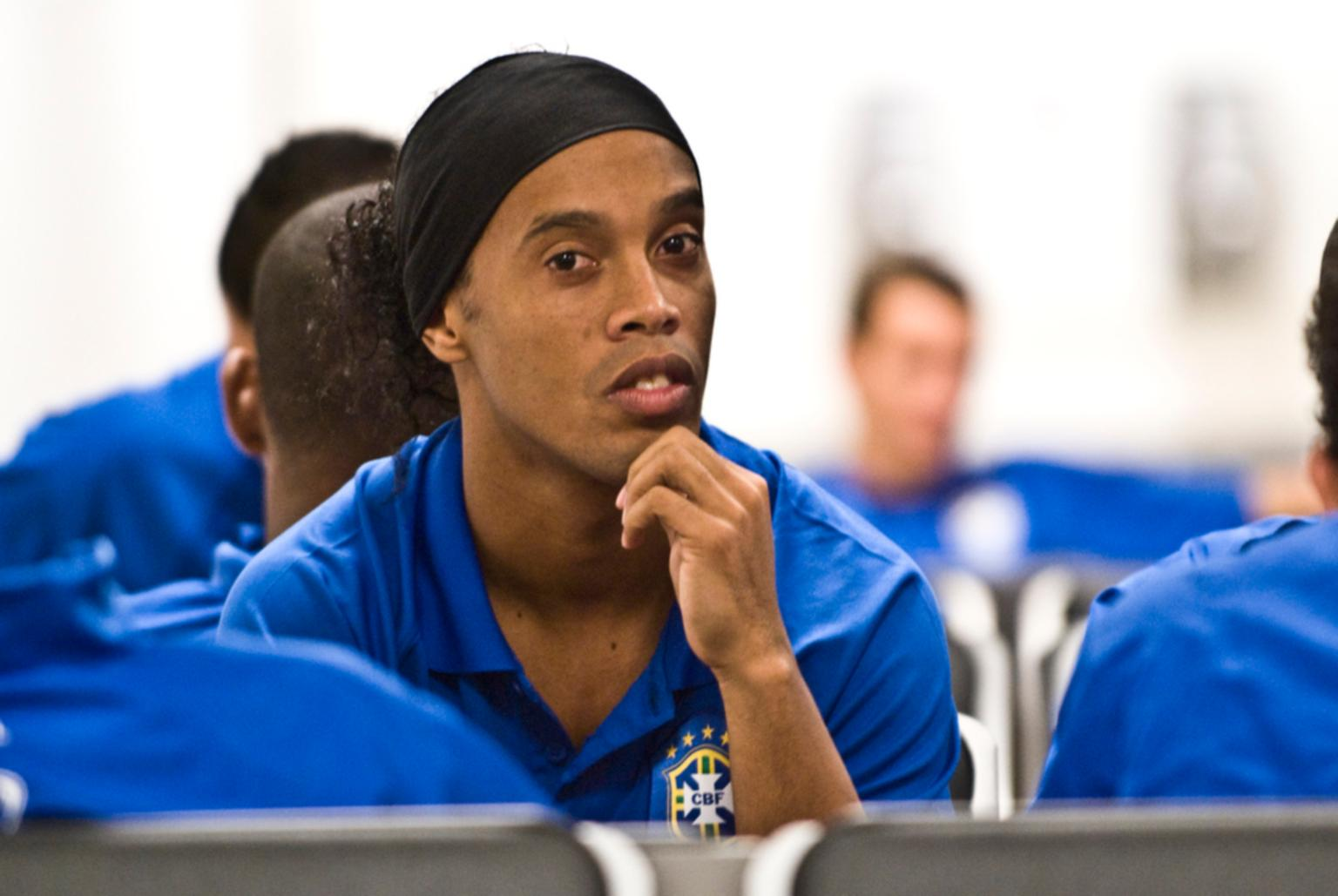 Ronaldinho pleite?