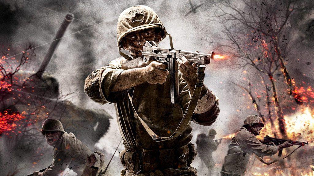 Call of Duty Szene
