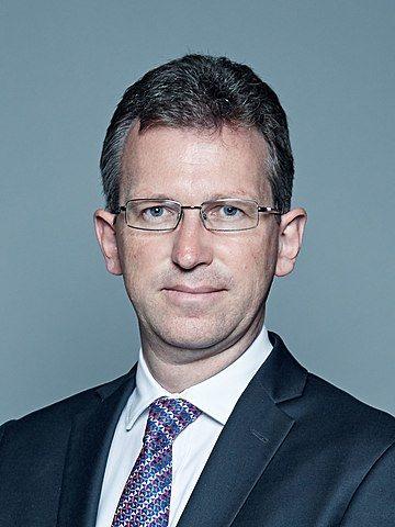 Kultussekretär Jeremy Wright