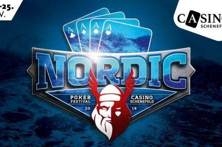 Nordic Poker Festival 2018 Logo