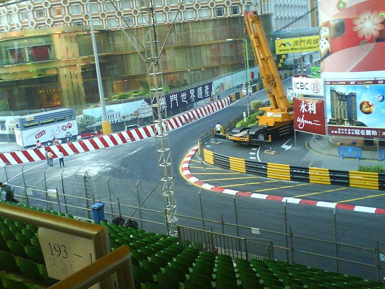Macau Rennstrecke
