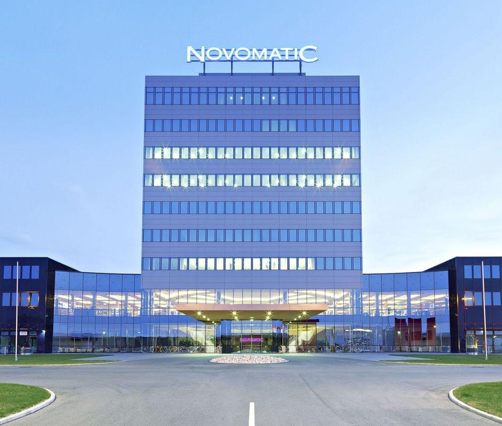Novomatic Zentrale