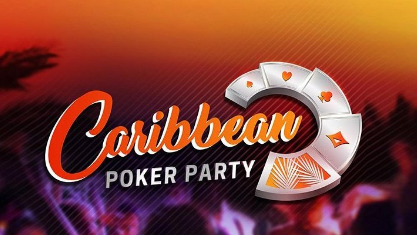 Caribbean Poker Party Logo