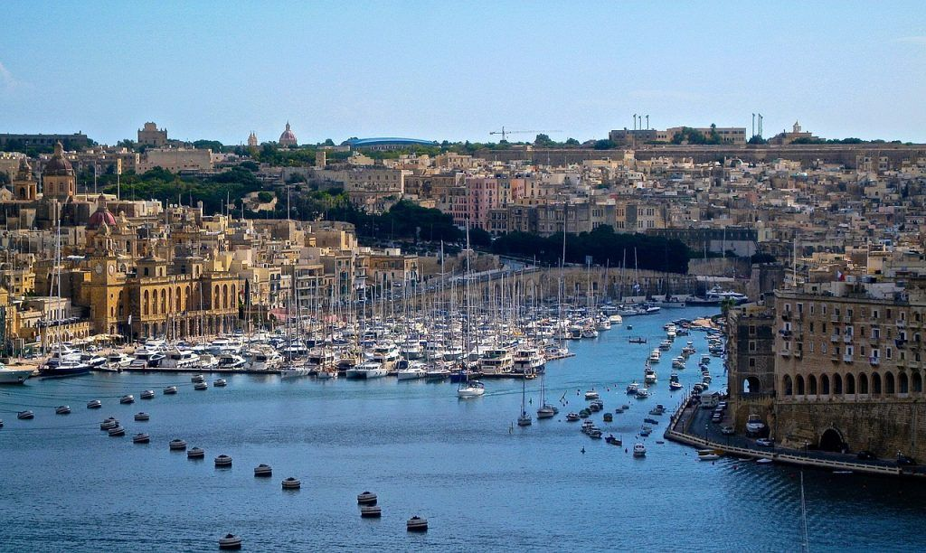 Malta, Meer, Boote