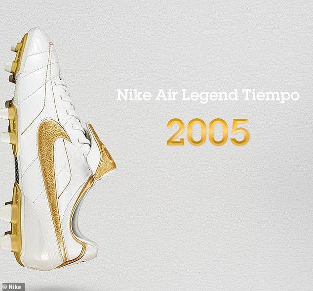 Nike Schuh Tiempo