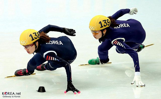 Shorttrack Korea