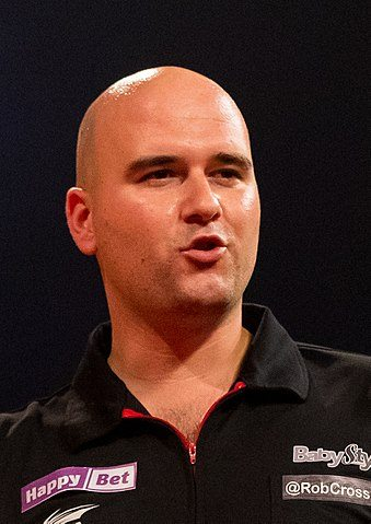 Dart Profi Rob Cross