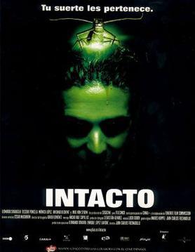 Intacto Filmplakat