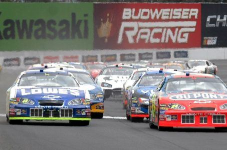 NASCAR Fahrzeuge