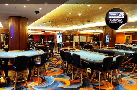 European Poker Tour Prag 2018 Casino Atrium