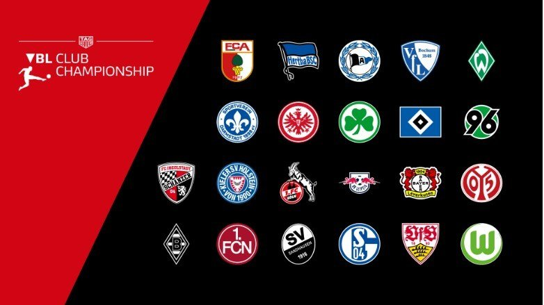 VBL Club Championship Teilnehmer