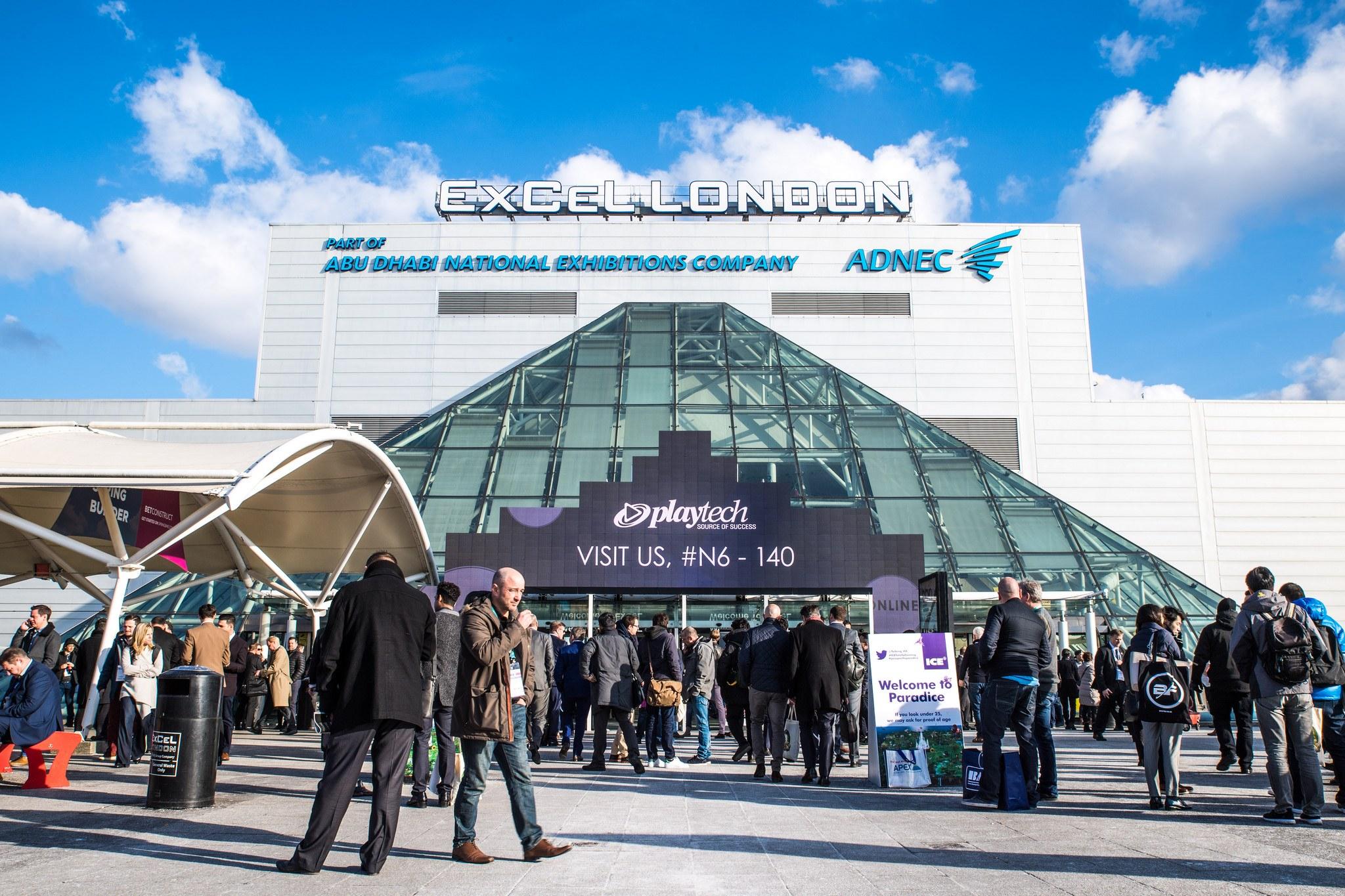 Messezentrum Excel in London