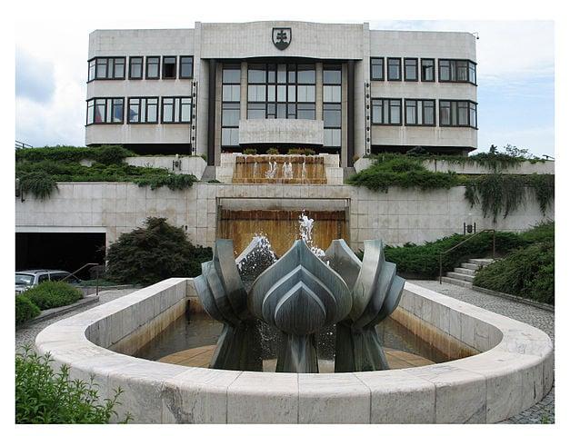 Nationalrat der Slowakischen Republik Bratislava