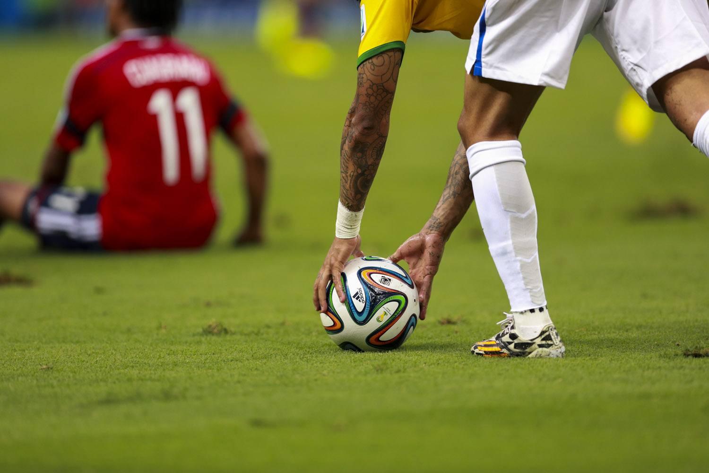 Fußball, Tattoo