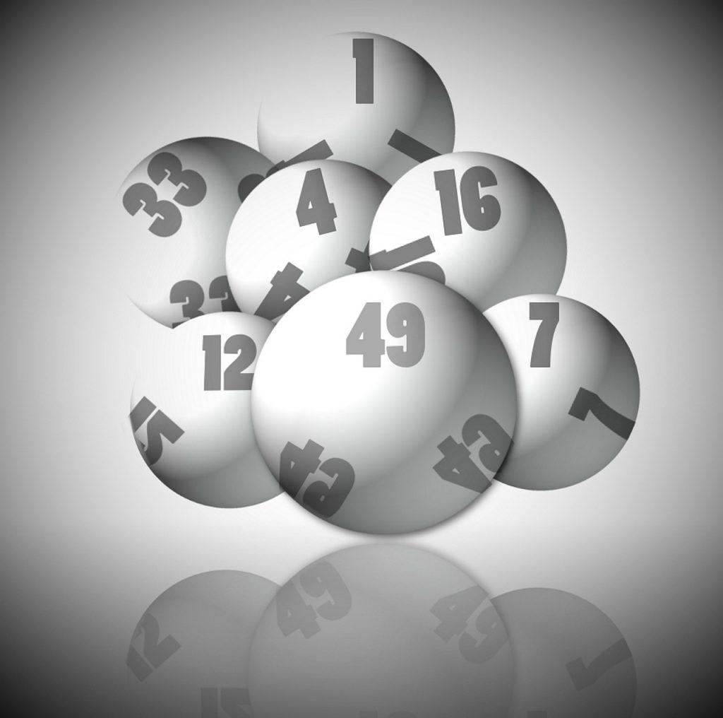 Lottozahlen, Kugeln