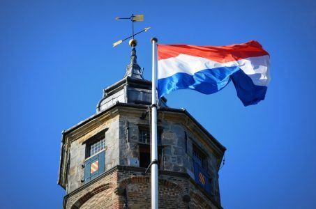 Flaffe Niederlande, Windmühle