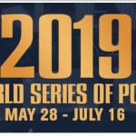 WSOP 2019: Der Turnierplan steht