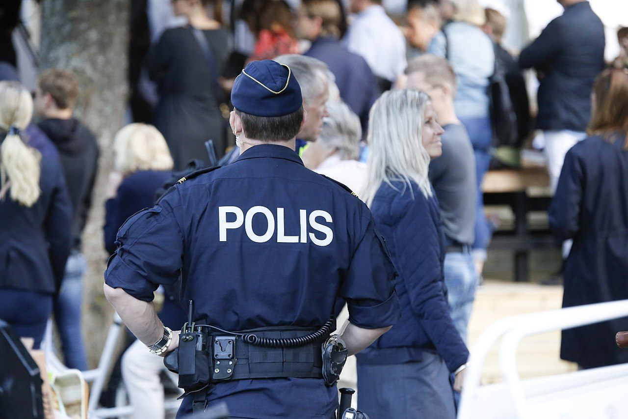 Polizeibeamter Türkei