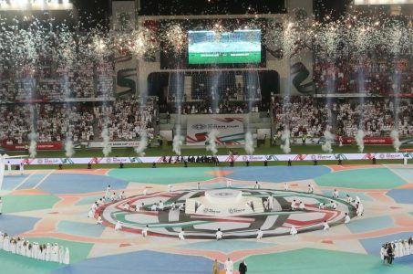 Eröffnung Asien Cup 2019