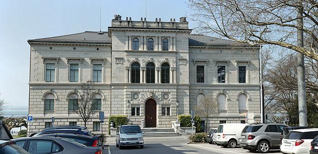 Regierungsgebäude Zug, Schweiz