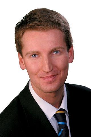 Bundestagsabgeordneter Dr. Patrick Sensburg (CDU)