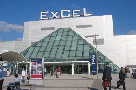 ExCeL Exhibition Centre in London