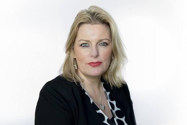 Mims Davies, britische Sportministerin